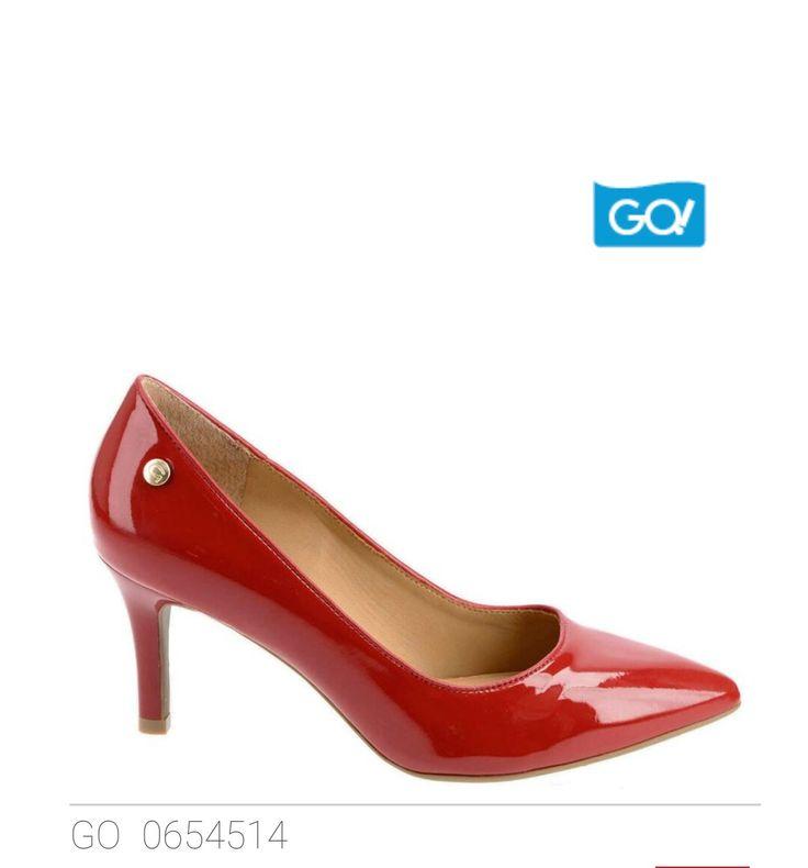 Zapato reina charol Gacel