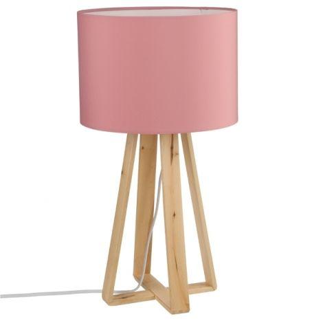les 25 meilleures id es concernant lampe pied bois sur. Black Bedroom Furniture Sets. Home Design Ideas