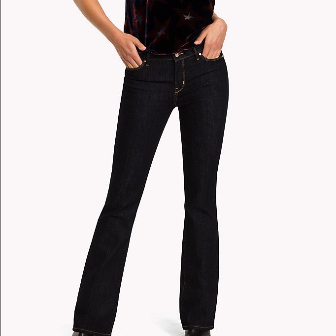 Image for Jeans bootcut slim from TommyIT