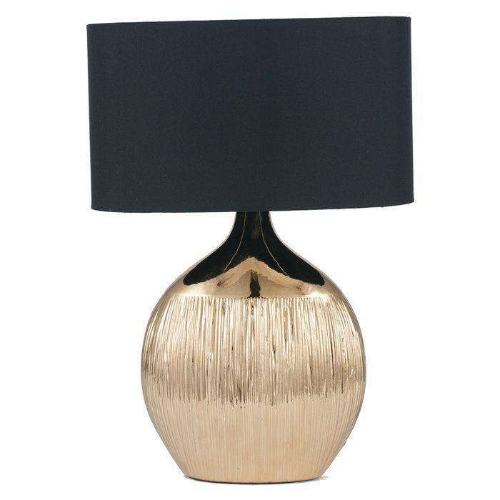 Inez 44 5cm Table Lamp Table Lamp Base Table Lamp Table Lamp Sets