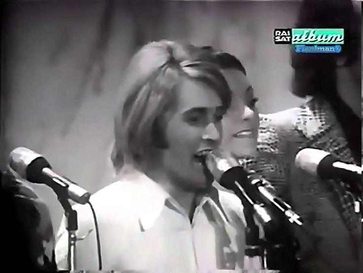 ♫ Ricchi e Poveri ♪ La Prima Cosa Bella (1970) ♫ Video & Audio Restaurati