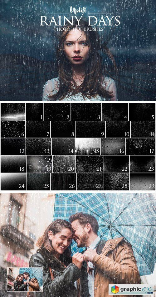 http://graphicex.com/photoshop/brushes-and-gradient/97423-new-30-rain-brushes-for-photoshop.html