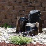 Garten-Brunnen aus Stein – 25 Ideen für dekorative Zierbrunnen