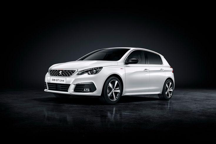 Новый Peugeot 308: прорыв технологий