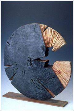 Herniated Disk Madrone Burl,Jack R. Slentz