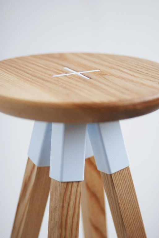 17 best images about bar stools on pinterest industrial for Cool stool designs