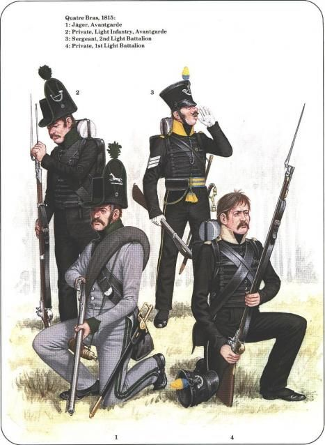 Brunswick Troops 1809-1815