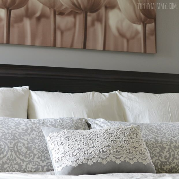 Romantic Bedroom Projects | The Budget Decorator