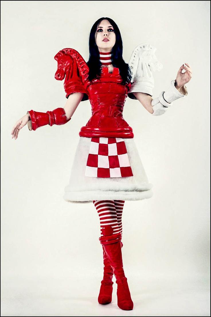 Alice Madness Returns - Checkmateby *Ank-sama