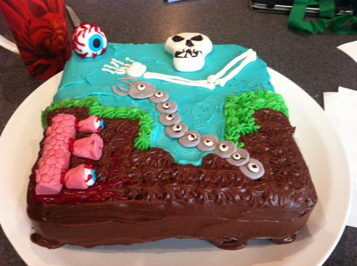 Terraria Cake Cool Presents And Party Ideas Pinterest