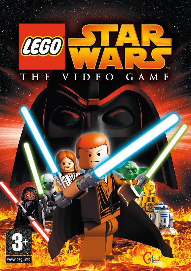 lego star wars video game | LEGO Star Wars Games