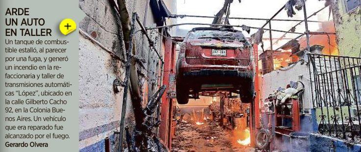 Incendio en un taller de reparación de automóviles.  En cuestión de segundos se perdieron varias fuentes de trabajo, un auto y un patrimonio.   Extintores Cold Fire El mejor del Mundo   #coldfire #cold fire #fuego #fire #incendio #bombero #fireman #extinguidor #firefighters #matafuego #extinguisher #extintor #elmejor #singulart #emergencia #seguridad #taller