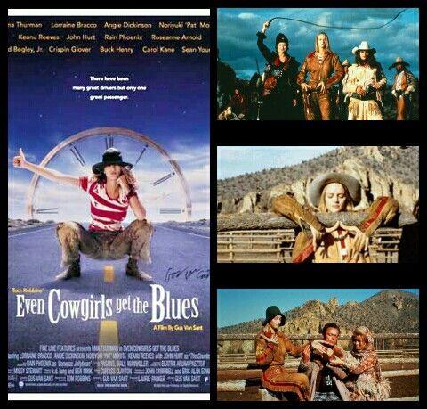 Cowgirl - Il nuovo sesso(Even Cowgirls Get the Blues), regia di Gus Van Sant (1993) – cameo non accreditato... Uma Thurman, Keanu Reeves