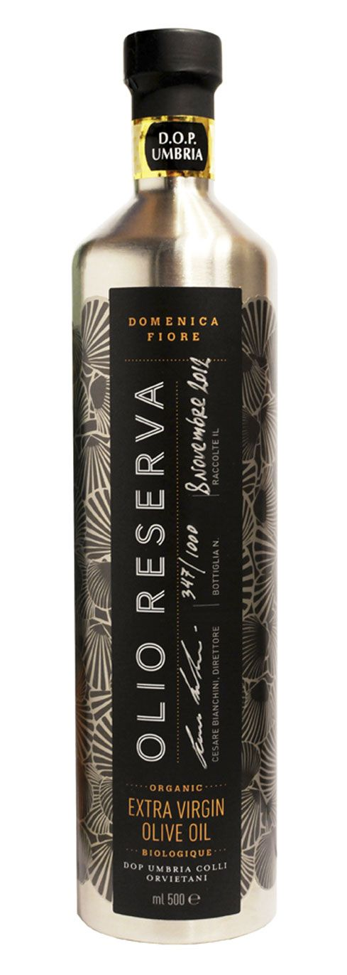 La Domenica Fiore Olio Reserva - Best olive oil in the WORLD
