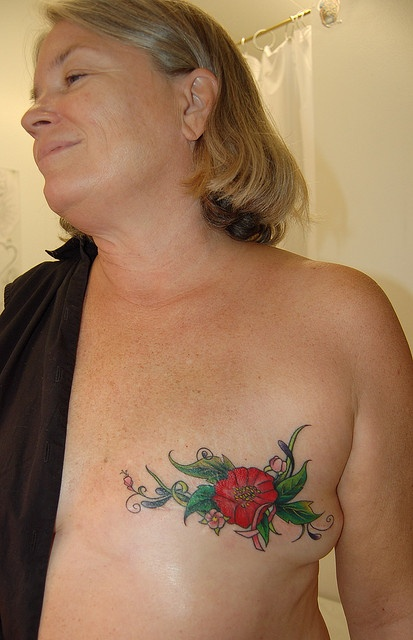 68 best mastectomy tattoos images on pinterest breast for Areola tattoo after mastectomy