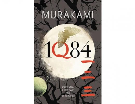 IQ84 (Books 1, 2 &3), Haruki Murakami (2011). It is Japan 1984 and Aomame and Tengo have found themselves in a world which doesn't quite make sense. Everything appears the way they remember it, but different forces are at play and they find themselves drawn together after 30 years through an inexplicable chain of events, all beginning with a novel that changes the world.