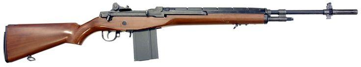 Fusil d'assaut M14 (USA)