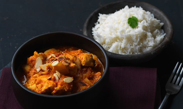 Typically this dish would be cooked using ghee (clarified butter) that is high in saturated fat.