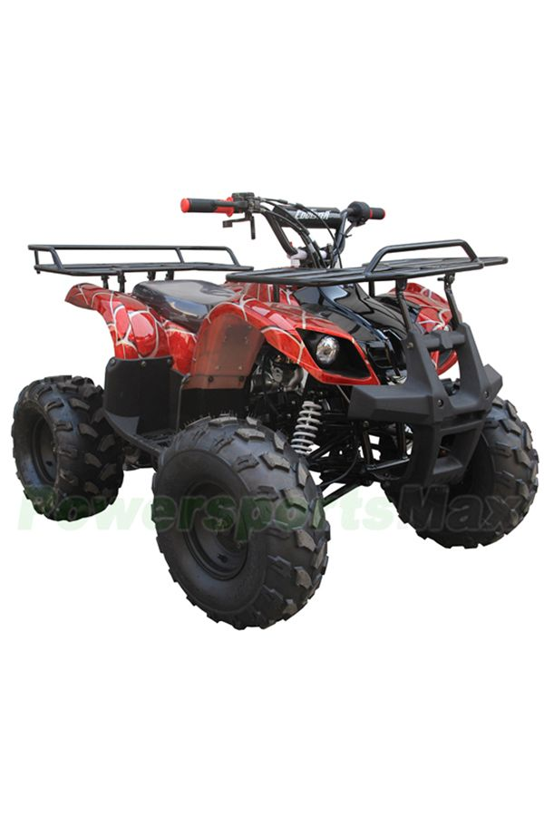 ATV-J022 Coolster ATV-3125XR-8U 125cc ATV with Automatic