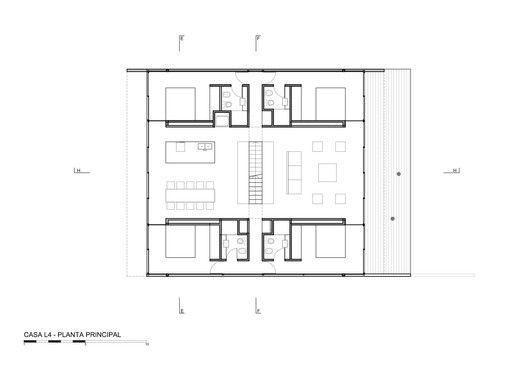 Casa L4,Plan