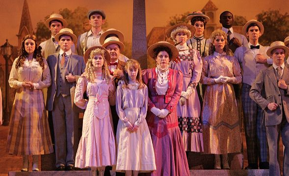 17 Best Images About Music Man Jr On Pinterest Theater