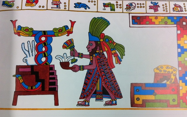 Aztec Warrior Lesson Plan- 6th Grade  use code 2ABA347A