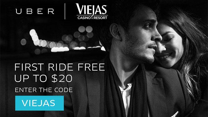Uber | Viejas Casino & Resort
