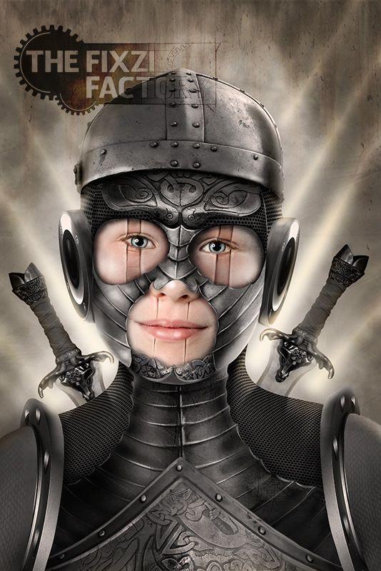 J-robot by MadameThenadier.deviantart.com on @deviantART