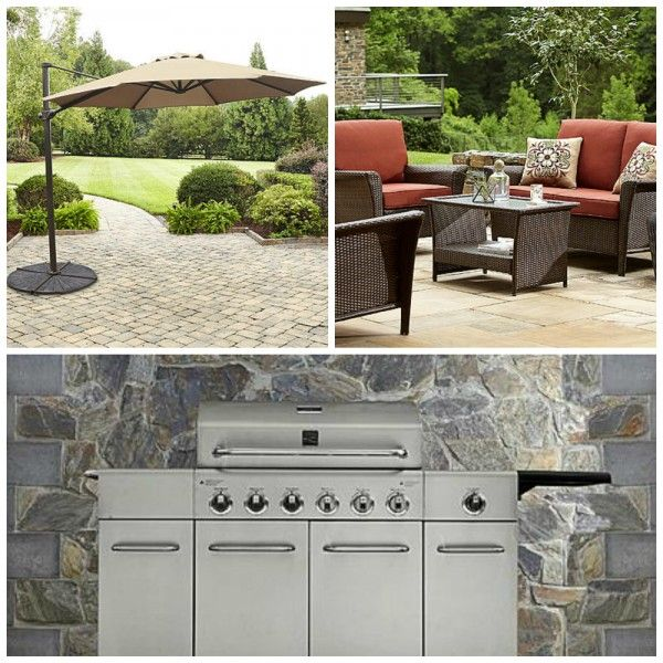 Sears Outdoor Furniture Sale this Memorial Day Weekend! #spon
