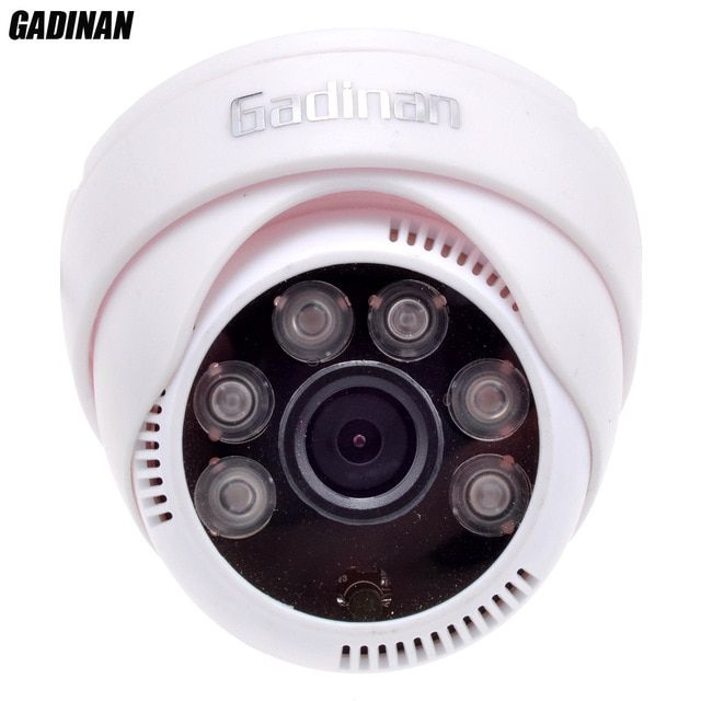 Wide Angle 800TVL 1200TVL Cmos CCTV Home Security Camera System Indoor IR-Cut
