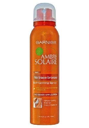 Ambre Solaire No Trace Bronzer Normal Spray