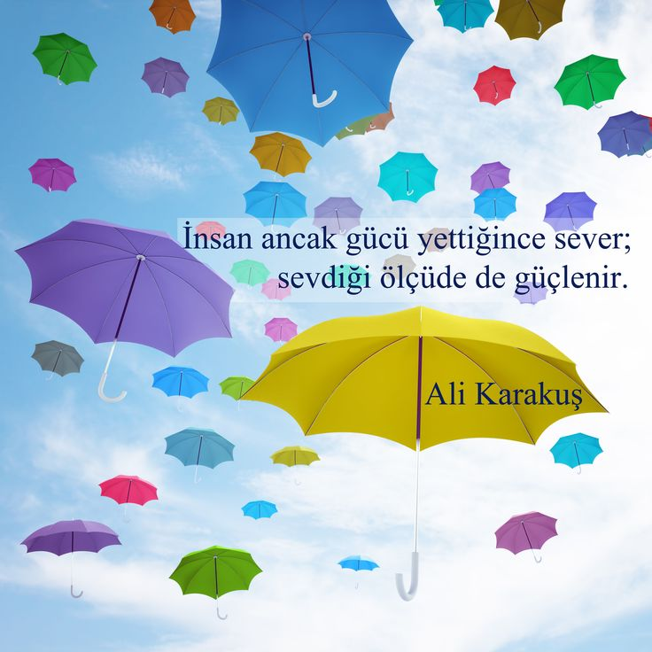 'İnsan ancak gücü yettiğince sever; sevdiği ölçüde de güçlenir.' Ali Karakuş #sevgi #ask #love #kisiselgelisim #egitim #danismanlik