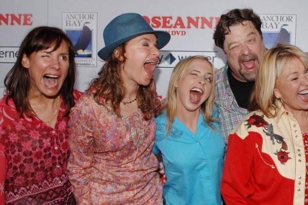 """Roseanne Barr, John Goodmanand Sara Gilbert reportedly are onboard for a planned revival of their classic, family sitcom """"Roseanne."""""""
