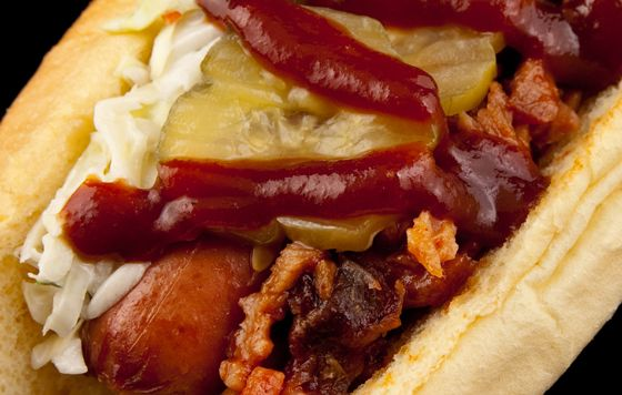 Major League Baseball's Best and Craziest Ballpark Hot Dogs for 2011
