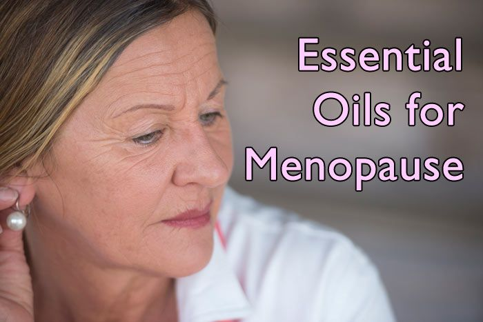 Essential Oils for Menopause include chamomile, sage, peppermint, thyme grapefruit and lemon. Essential oil blends can help ease menopause symptoms