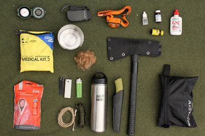 Survival Gear List:  -The Survival Essentials
