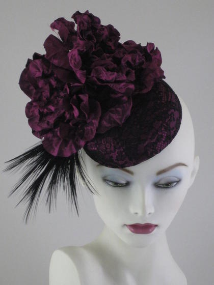 Kerrie Ann Hats, Headpieces, Fascinators & Exquisite Couture millinery for Weddings, Races and Special Events Kerrie Ann