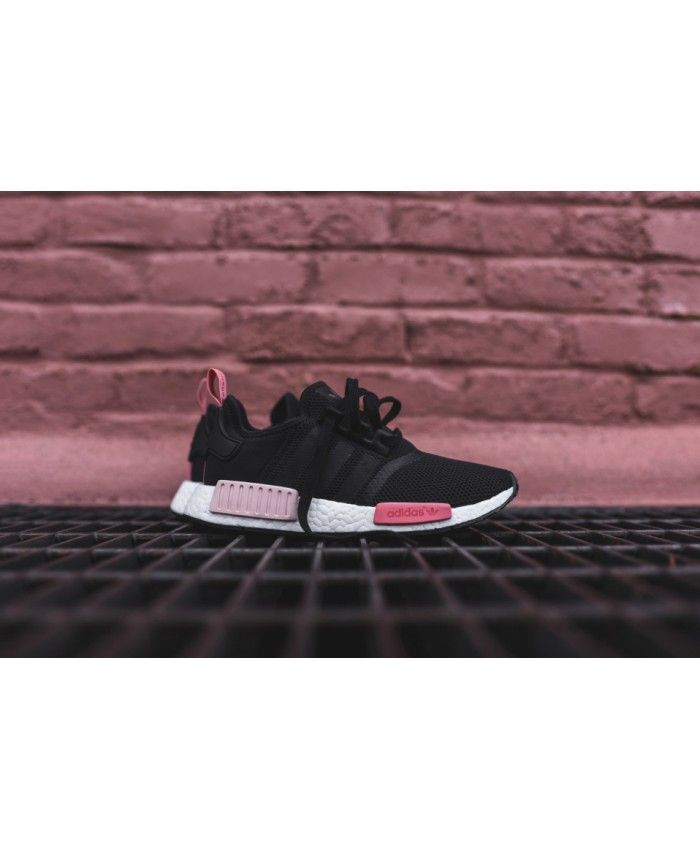 Adidas NMD R1 Runner Black Peach Pink Shoes This shoe has a lot of types. To let you choose, welcome your choice!