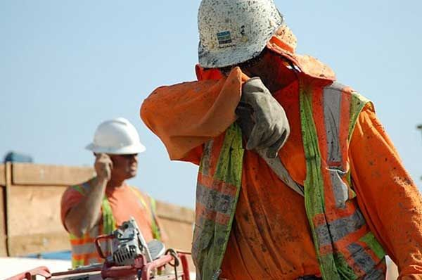 Heat Awareness for Worker Exposure:http://osha10hrtraining.com/blog/heat-stress/heat-awareness-for-worker-exposure/