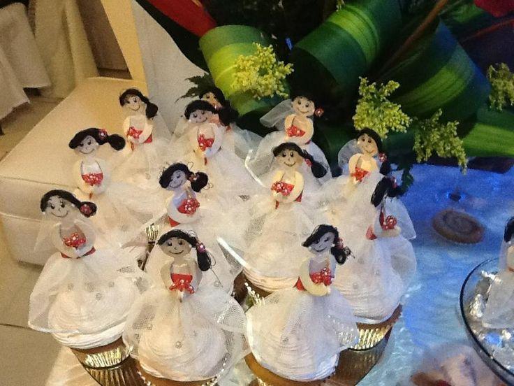 Muffin para bodas  3164508024-3566984  Deja volar tus sueños con Decorsweet