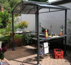 Leco Grill Paviljoen - De mooiste tuinartikelen bij Lecoshop.nl! Hoppashops.nl