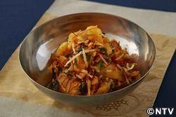 もこみち流 韓国風 ポテトサラダ