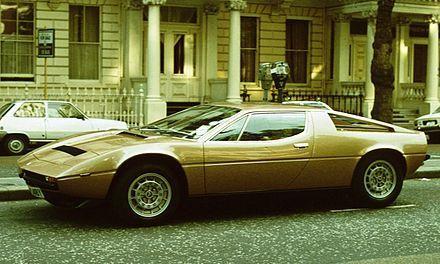 Maserati Biturbo titan l - Maserati — Wikipédia