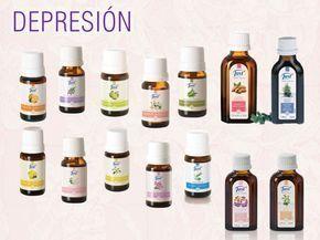 Depresión & Ansiedad & Aceites Esenciales JUST – +Felicidad +Bienestar #bienestar