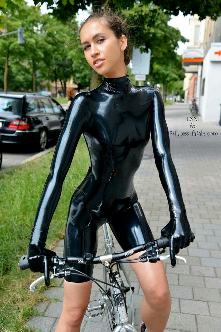 206 Best Latex In Public Images On Pinterest  Skirts -8234