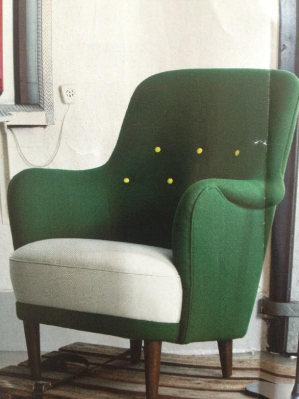fårskinnssits till stol