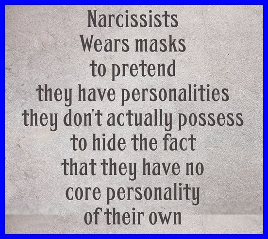 Your core personality comes from your soul. No core personality, no soul. Thus the need for their fake pretend personalities.