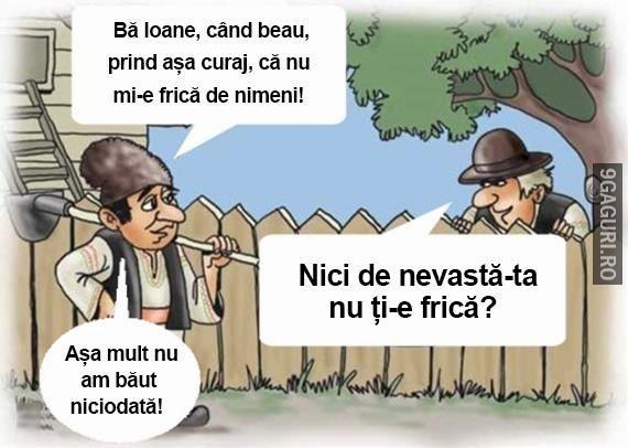 Când prinde curaj Ion   Link Postare ➡ http://9gaguri.ro/media/cand-prinde-curaj-ion