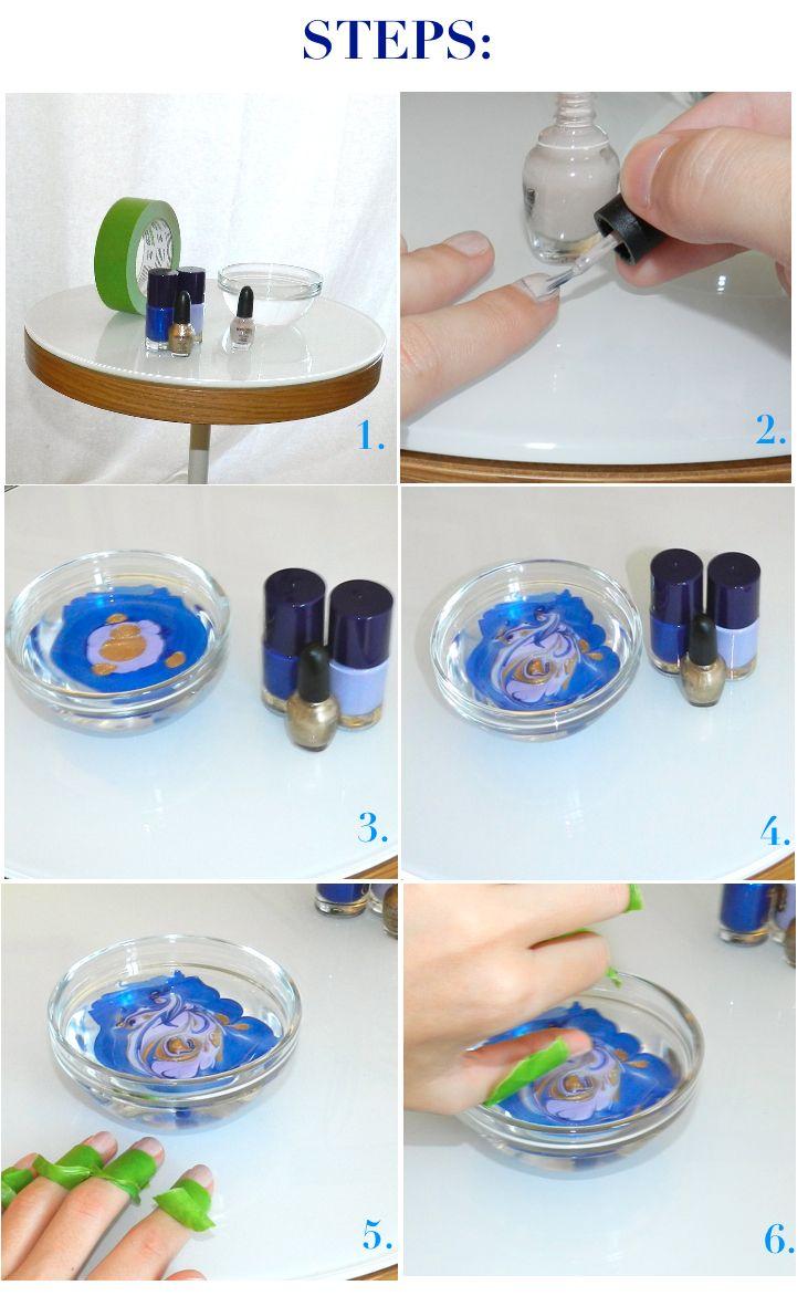 48 best Nail Art images on Pinterest | Nail art designs, Nail art ...