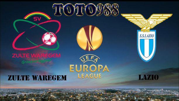Prediksi Bola Jitu Zulte Waregem VS Lazio 8 Desember 2017